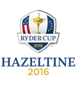 Ryder Cup 2016 - Hazeltine National GC - Chaska, MN - Sept 27-Oct 2, 2016